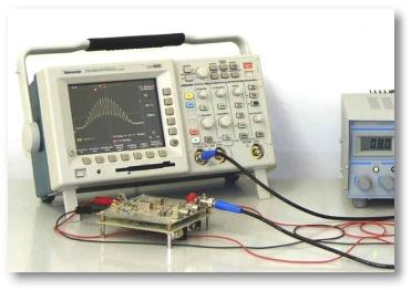 Laser drehzahlsensor